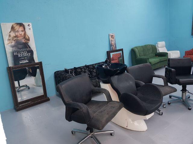 se vende moviliario de peluqueria
