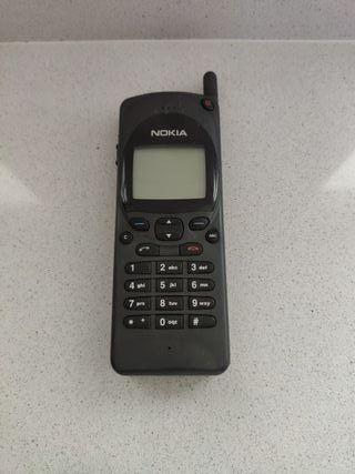 Teléfono móvil antiguo NOKIA 2110 nhe-1xn