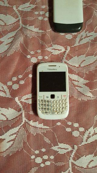Blackberry 8520 libre económica