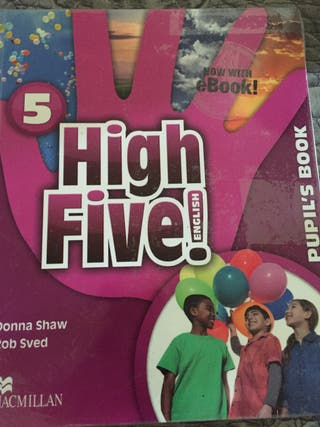 High Five English/ Pupil's Book