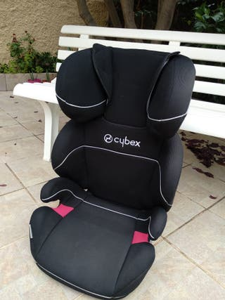 Silla CYBEX SOLUTION - Grupo 2/3