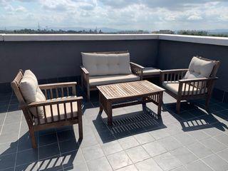 Conjunto de jardín/terraza