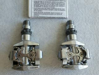 Pedales SHIMANO Deore XT PD-M747 Año '97