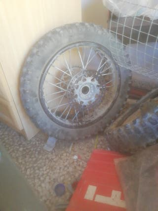 Llanta trasera pit bike imr 14 pulgadas