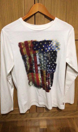 Camiseta manga larga de Levis