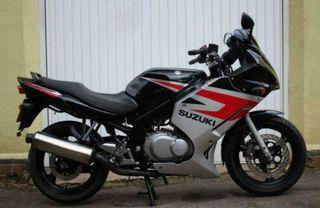 Despiece Suzuki GS 500 F