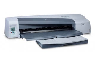 Impresora Plotter HP Designjet 110 Plus