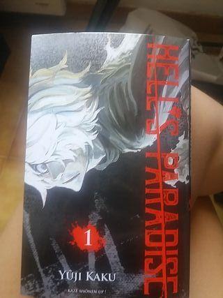 Manga Hell's Paradise