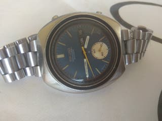Seiko chronograf automatico