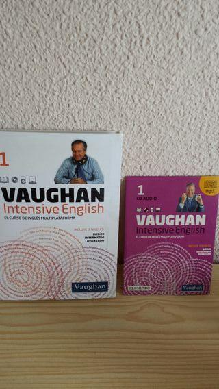 Inglés Vaughan lección 1 de los 3 niveles