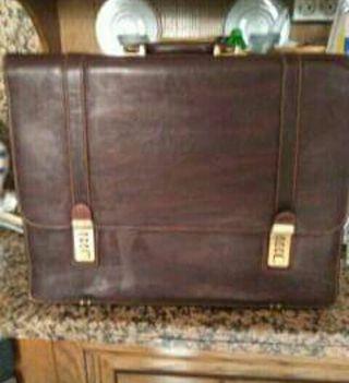 maletín portadocumentos