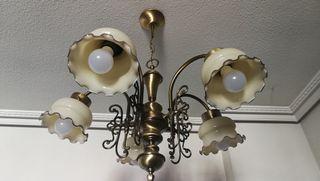 Lámpara de araña para techo