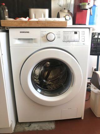 Lavadora Samsung 3 años