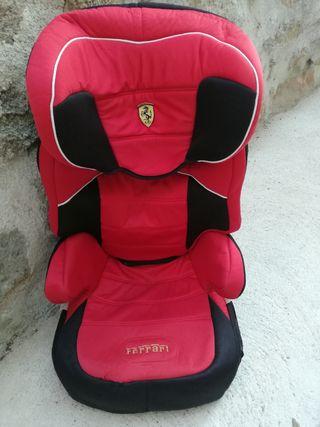 silla para el coche Ferrari