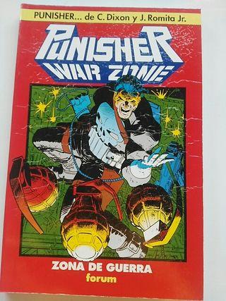 Punisher: Zona de Guerra (Forum)