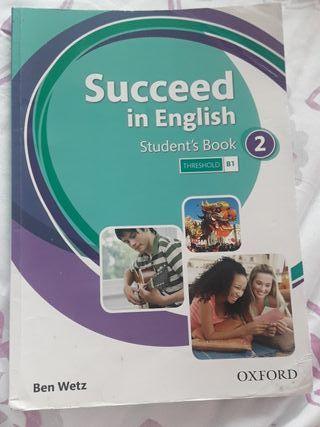 Libro Inglés 2 ESO Oxford