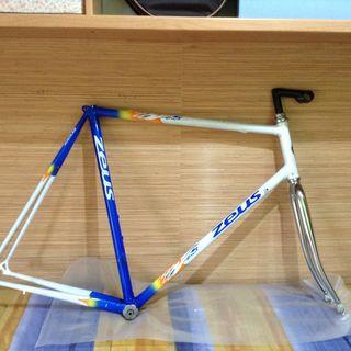 Cuadro bicicleta Orbea Zeus