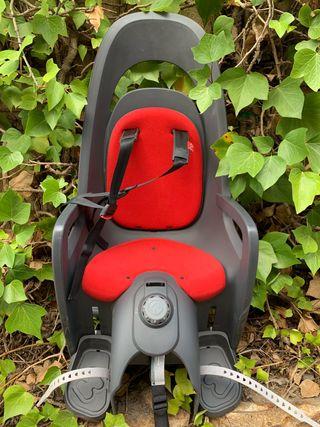 Silla niño Bicicleta Hamax Caress con amortiguació