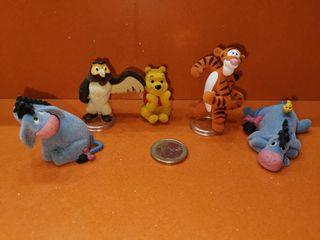 muñecos d winnie de pooh