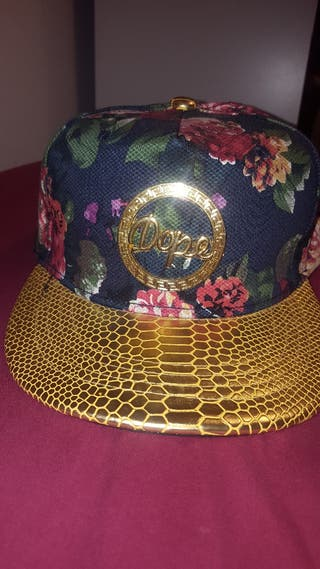 gorra unisex trap/ pop #swag