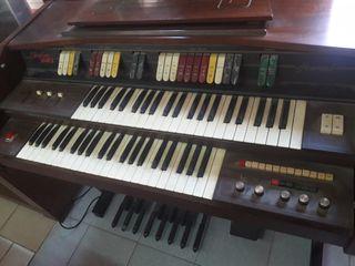 ORGANO PIANO ELECTRÓNICO ANTIGUO
