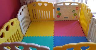 Parque de juegos infantil