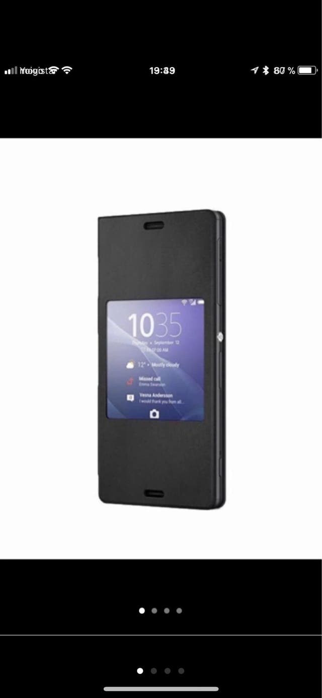 Movil Sony Xperia Z3+smart band+accesorios