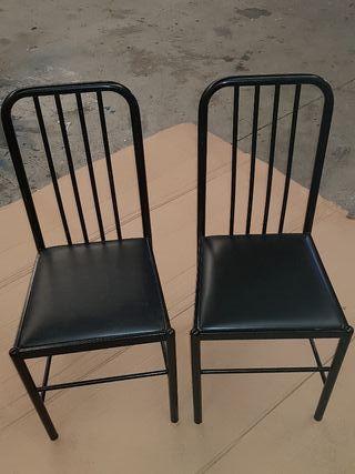 2 sillas de cocina
