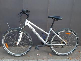 Bicicleta Decathlon Rockrider aluminio