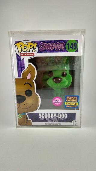 Funko pop Scooby doo verde
