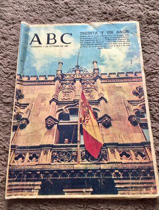 Periódico ABC 1967