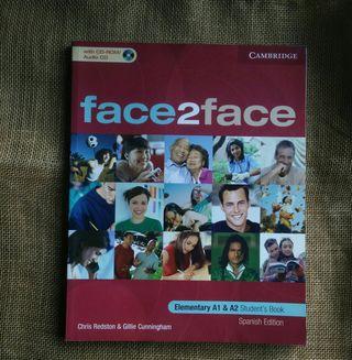 3x2 Face2face. Elementary A1 & A2. Libro
