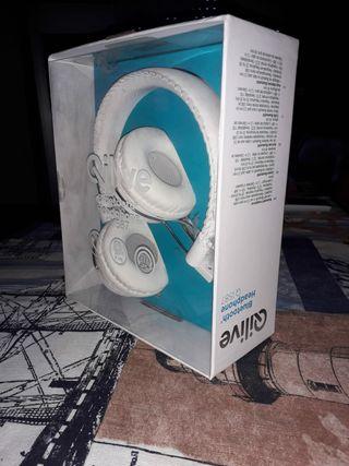 Cascos Bluetooth (Qilive)