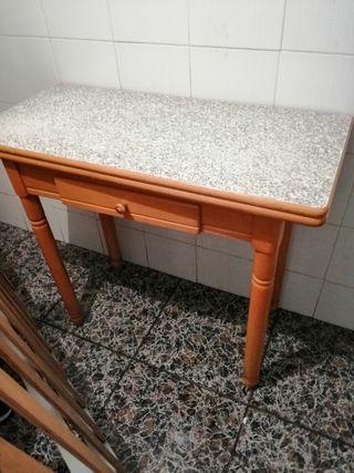 mesa de cocína