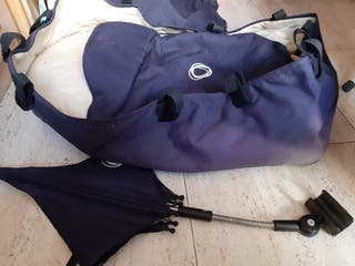 Capazo bougaboo frog azul marino