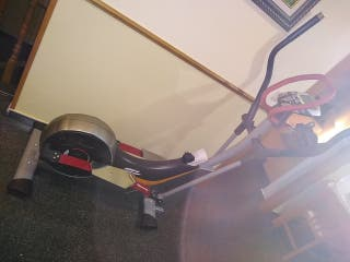 Elíptica Bicicleta estática Fitness