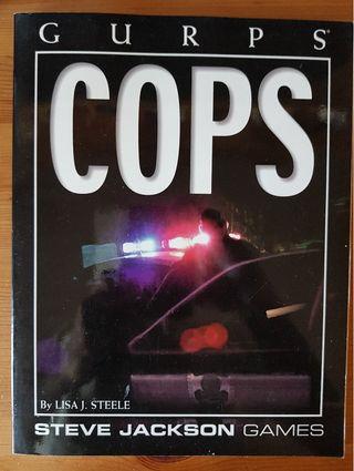 GURPS Cops - Rol