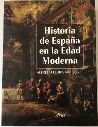 Historia de España en la edad Moderna, A.Floristan