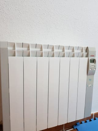 radiadores,emisores termicos ACESOL el calor azul