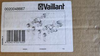 Kit de instalacion para caldera Vaillant