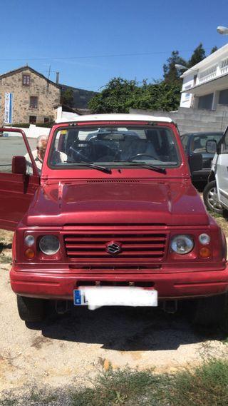 Suzuki Samurai 2000