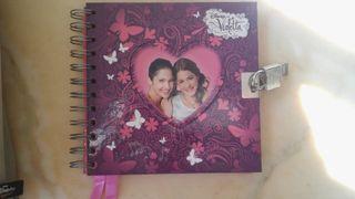Diario personal de Violetta