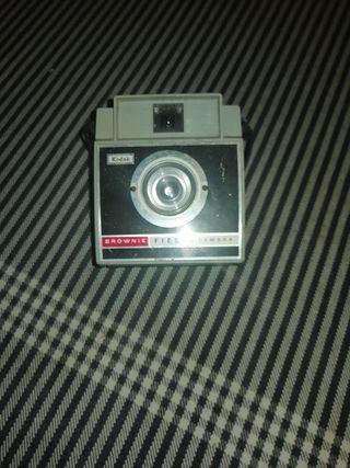 cámara de fotos antigua