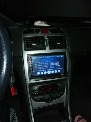 radio pantalla peugeot 307, berlingo