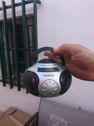 Altavoz, radio