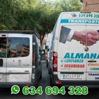 transportes y mudanzas suoer precio