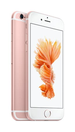 iPhone 6s Plus Rose gold used unlocked