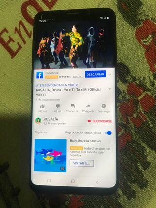 Cambio S9 plus por iPhone X