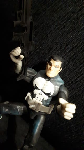 the punisher marvel universe
