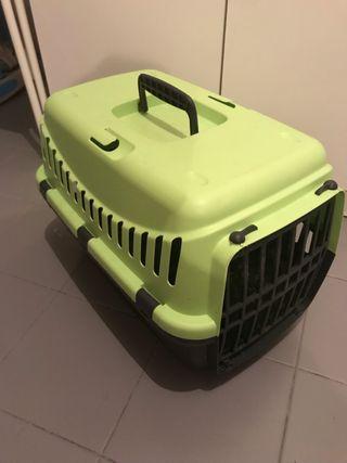 Transportin gato conejo